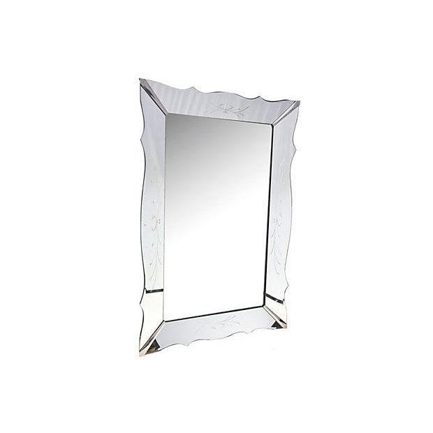 Huge Venetian Mirror For Sale In Miami - Image 6 of 6