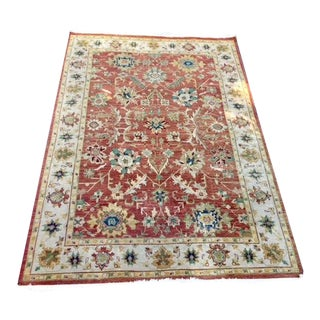 "Sumak Rug - 6'1"" X 8'10"" For Sale"