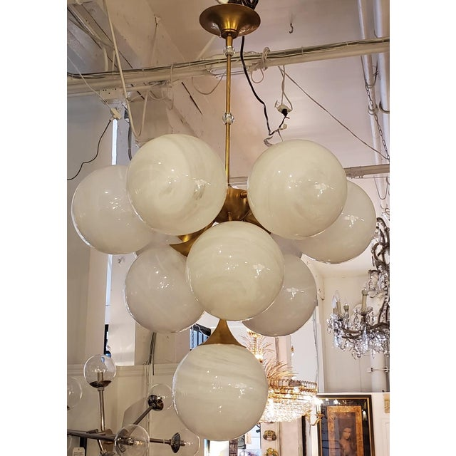 Visual Comfort Cristol Tiered Chandelier For Sale - Image 10 of 10