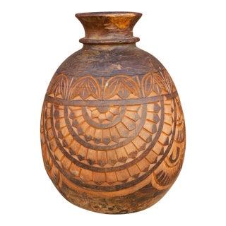 Aliz Naga Tribal Water Pot For Sale