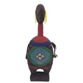 """African Namji Fertility Doll Cameroon 21.5""""h For Sale"""