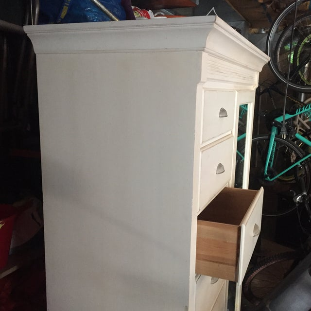 Ethan Allen Ethan Allen Swedish Home Armoire For Sale - Image 4 of 4