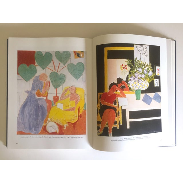 """"""" Matisse Retrospective """" Rare 1990 Iconic Oversized Volume Collector's Hardcover Art Book For Sale - Image 9 of 13"""
