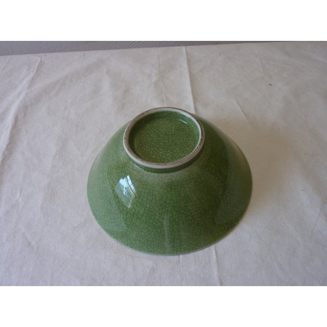 Chinese Crackle Glaze Bowl - Image 4 of 4