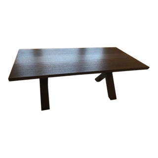 Holly Hunt Rhodesian Dining Table For Sale