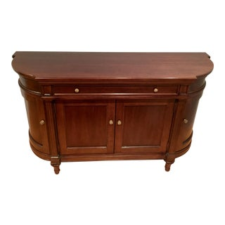 Bernhardt Mahogany Sideboard Buffet For Sale