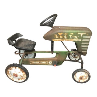 Child's Pedal Tractor Toy For Sale