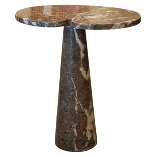 Angelo Mangiarotti Marble Table For Sale