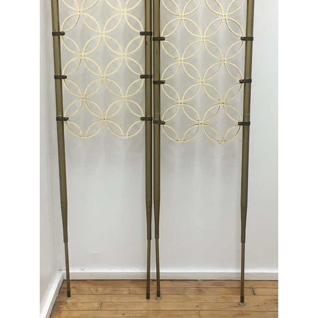 Mid-Century Modern Room Divider Panels - a Pair For Sale - Image 4 of 13