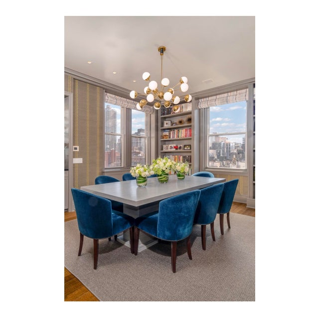 Artistic Frame Dining Room Chairs, Set of 8 For Sale In New York - Image 6 of 11