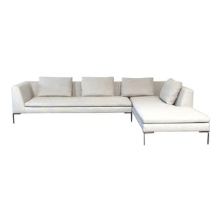 B & B Italia Sectional - Charles For Sale