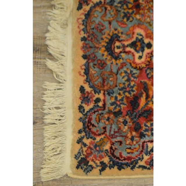 Karastan 10'x16' Kirman Vintage Large Room Size Carpet Rug #759 For Sale - Image 10 of 13