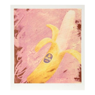 Chiquita, Pop Art Silkscreen by Rotella For Sale
