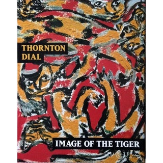 Thornton Dial Image of the Tiger Book For Sale
