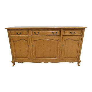Guy Chaddock Country French Distressed Buffet For Sale