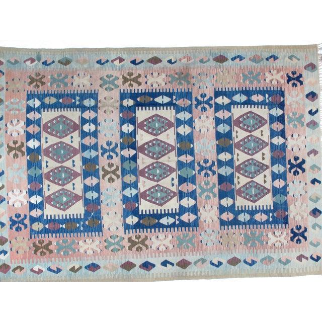 """Leon Banilivi Anatolian Kilim - 8'2"""" X 11'3"""" - Image 2 of 5"""