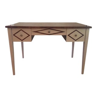 Bennett Co. Custom Painted Desk For Sale