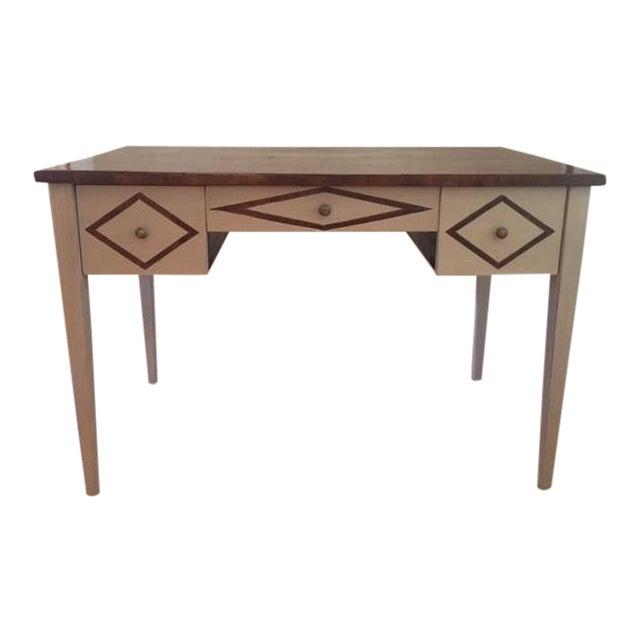 Bennett Co. Custom Painted Desk For Sale