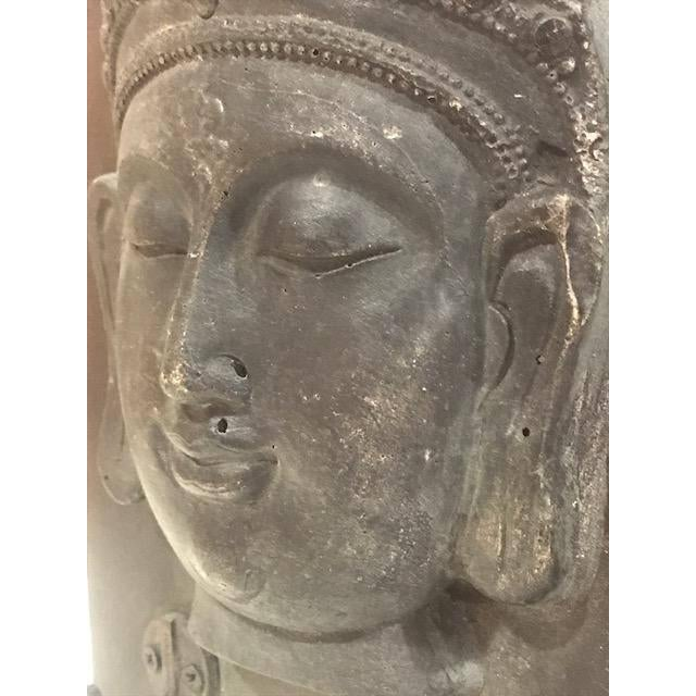 Buddha Head Wall Hook - Image 2 of 4