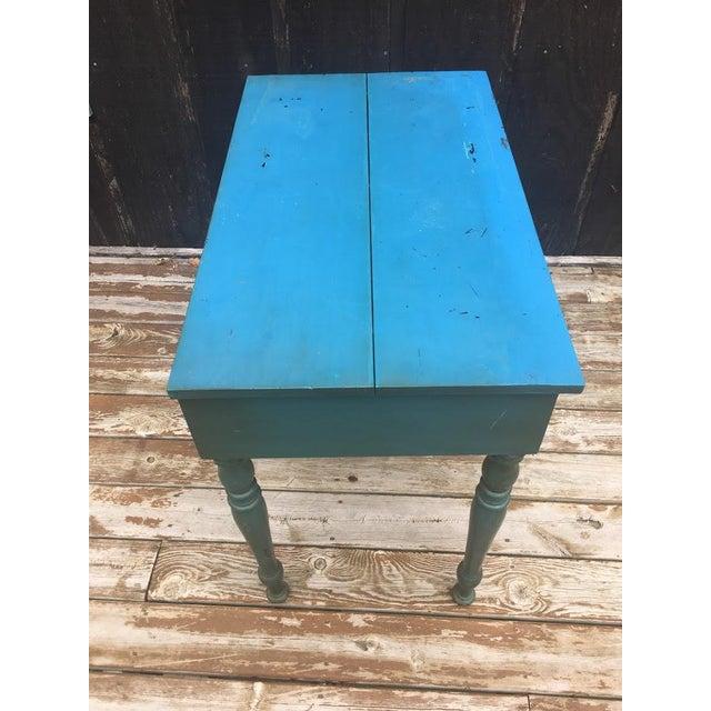 Vintage Secretary Desk For Sale - Image 9 of 13