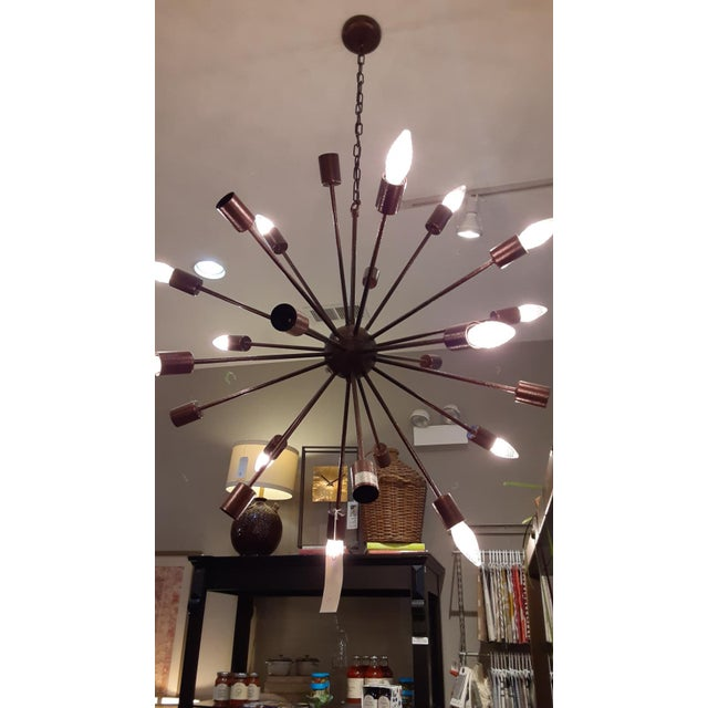 2020s Alanya Large Chandelier from Kenneth Ludwig Chicago For Sale - Image 5 of 6