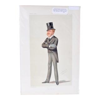 "Vanity Fair Man, ""Statesman. No. 238."" For Sale"