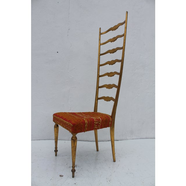 Italian Chiavari Accent Chair For Sale - Image 5 of 11