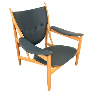 Finn Juhl Chieftan Style Lounge Chair