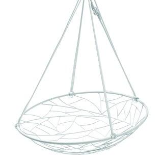 Basket Twig Pattern - White For Sale