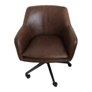 West Elm Office Desk Chair For Sale