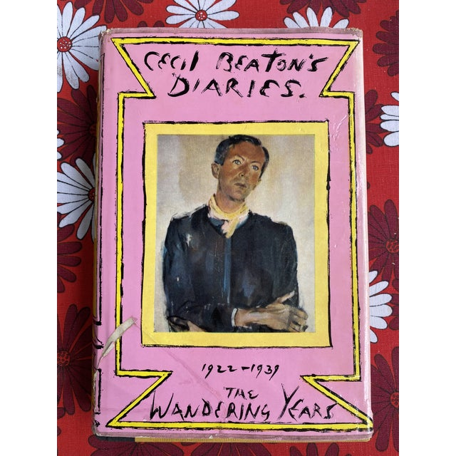 Cecil Beaton's Diaries the Wandering Years First Edition Book For Sale - Image 11 of 13