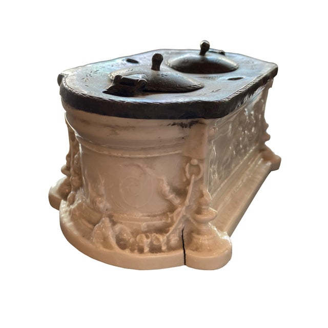 Antique 18th Century Inkwell For Sale In Dallas - Image 6 of 12