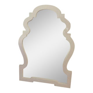 Queen Anne Style Wall Mirror For Sale