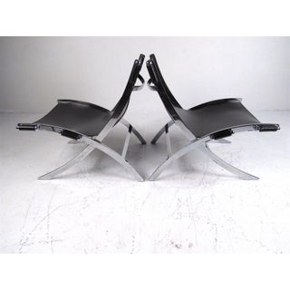 Pair of Mid-Century Modern Paul Tuttle Lounge Chairs Preview