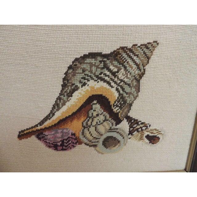 Vintage Framed Tapestry Artwork - Image 4 of 5