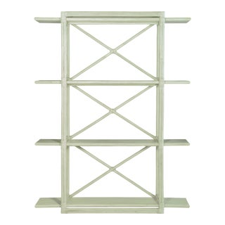 Century Furniture Tide Water Etagere - Peninsula For Sale