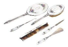 Image of Dressing Room Bathroom Accessories