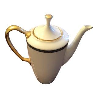 Vintage Lenox Patriot Coffee Pot For Sale