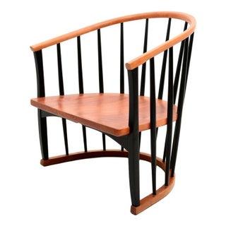 Spindle Chair Attributed to Tapiovaara