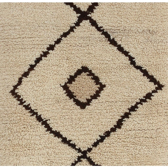 "Vintage Azilal Moroccan Berber Runner- 2'7"" x 6'7"" - Image 2 of 4"