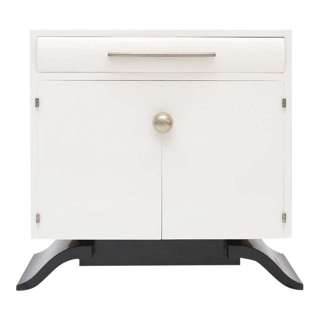 Belgian Art Deco Cabinet For Sale
