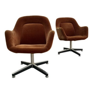 Max Pearson for Knoll Executive Chairs - A Pair