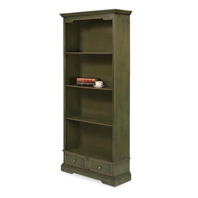 Sarreid Ltd Open Bookcase - Image 4 of 5