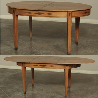 Mid-Century French Directoire Style Inlaid Table Preview