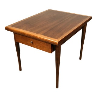 American of Martinsville Mid-Century Danish Modern Side Table For Sale