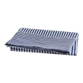 Baltic Pillowcase King Navy For Sale