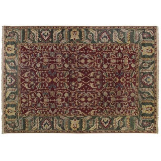 "Traditional Stark Studio Egyptian 100% Wool Rug - 9'7"" X 13'7"" For Sale"