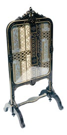 Image of Traditional Fireplace Screens and Fenders
