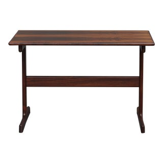 1960s Mid-Century Modern Kai Kristiansen Rosewood Side Table For Sale