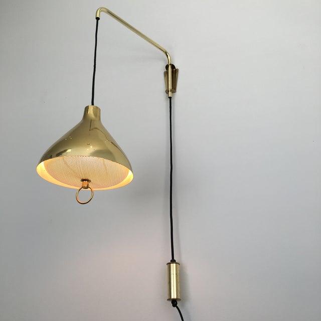 Lightolier Gerald Thurston Up/Down Swing Lamp - Image 2 of 11